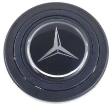 Mercedes steering wheel horn push button. Fits Momo Sparco OMP Nardi Raid etc