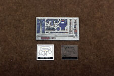 Dreammodel 1/48 Color PE FW-190D9 Cockpit Detail for TAMIYA 48019