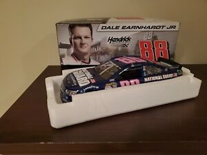 DALE EARNHARDT JR #88 2013 NATIONAL GUARD PINK 1/24 SCALE NEW FREE SHIPPING