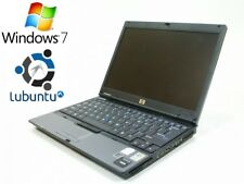 Mint HP 2510p, Win7+Lubuntu, 1.33GHz, (New HD+Battery+Charger), DVD, Office07!