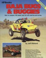 New Baja Bugs And Buggies  Ron Sessions Jeff Hibbard (Paperback)