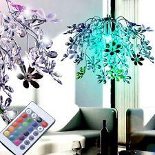 floral(E) LED RVB couvrir Lampe pendant intensité variable