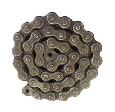 """DIAMOND 100 ANSI ROLLER CHAIN, 100-1R, STANDARD RIVETED, 1-1/4"""" PITCH, 4 FT 7 IN"""