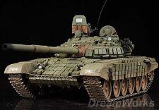 Award Winner Built Trumpeter 1/35 T-72B1 MBT w/Kontakt-1 Reactive Armor +PE