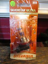 Headlight Bulb-Coupe Sylvania H11SU.BP-Brightest Downroad + Whiter Light-Clarity
