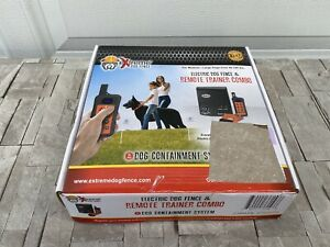 Extreme Dog Fence, Dog Containment System,40-180 Lbs Dog , 500 Feet Read!!