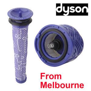 DYSON PRE Post FILTER DC58 DC59 DC61 DC62 DC72 V6 V7 V8 Washable Melbourne stock