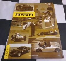 Revista Anuario 2011 Ferrari 15 Brochure F1 F150 FF Jackie Stewart 330 P4 458