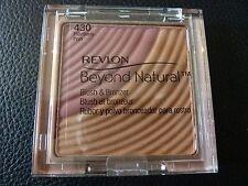 Revlon Beyond Natural Blush / Bronzer - PLUMBERRY #430 - Brand New / Sealed