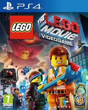 Lego Movie Videogame PS4 Playstation 4 IT IMPORT WARNER BROS