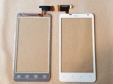 HTC Touch Screen Digitizer Lens VIVID HOLIDAY RAIDER 4G X710e (HTC Logo) WHITE