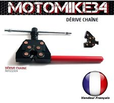 Derive chaine universel cyclo dirt moto quad cross NEUF Chain Tool