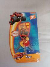 Nickelodeon Blaze Monster Machines Keys Brand New