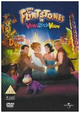 The Flintstones in Viva Rock Vegas DVD 2000 by Mark Addy Stephen Baldwin BA
