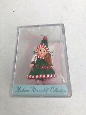 Hallmark Merry Miniatures Santa's Little Helper Madame Alexander 1998 Christmas