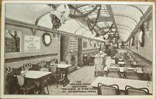 Toronto, Ontario, Canada 1920 Postcard: Walker House Cafeteria/Restaurant