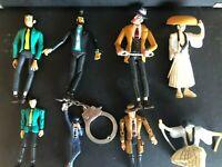 Lupin the Third / 3.1in / 8figures/from japan/Lupin/Zenigata/ Jigen/Goemon/J
