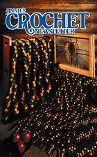 Annie's Crochet Newsletter Magazine January-February 1992 No. 55