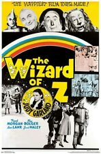 WIZARD OF OZ - CLASSIC MOVIE POSTER - 22x34 - 16484