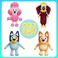 BLUEY / BINGO / COCO / SNICKERS Dog Friends Plush | Moose Plush Toy 20cm