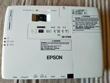 White Projector EPSON EB-1776W excellent condition, barely used