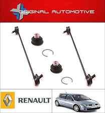 Si adatta a RENAULT Megane 2002-2008 barre di collegamento stabilizzatore anteriore & Braccio Oscillante Giunti a Sfera