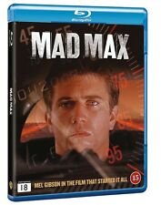 Mad Max NEW/Factory Sealed Blu Ray
