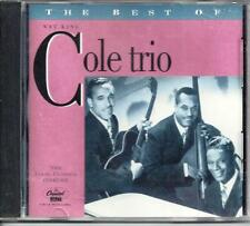 The Best of The Nat King Cole Trio - The Vocal Classics (1942-46) CD