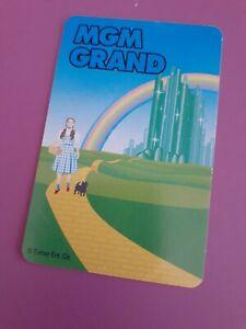 Genuine Vintage,Swap/playing cards, Movie, Wizard of oz.