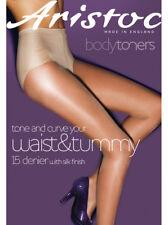 Aristoc Tights Bodytoner Waist and Tum Sizes S/m M/l XL Medium/large Nude Body Shaping