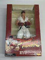 Street Fighter Ryu Rotocast Round 1 Figure Sota Toys NEW Capcom