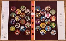 Vintage 1973 BASKIN ROBBINS Paper Book Cover Ice Cream Poster BRAND NEW UNUSED