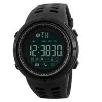 SKMEI Men's Smart Watch Bluetooth Digital Sports Wrist Watch Waterproof FT