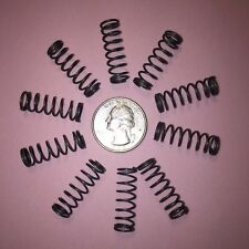 10 Pcs Small Compression Springs 1 in. (25 mm) Long x 5/16 in. (8 mm) OD