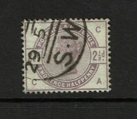 Great Britain SG# 190 Used  - S4504