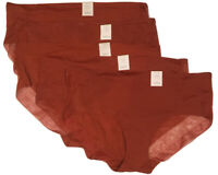 Auden Womens Invisible Edge Hipster Panties No Show 5 Pairs Size 3X
