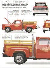1979 Dodge Li'l Red Express Truck Article - Must See !! - Adventurer 150