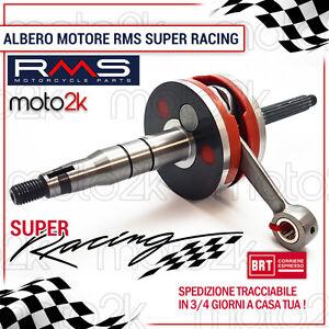 ALBERO MOTORE RMS SUPER RACING PER MOTORE MINARELLI ORIZZONTALE 50 2T