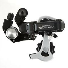 SHIMANO Tourney 5, 6 or 7 Speed REAR BIKE DERAILLEUR MECH (RD-FT30) in BLACK New