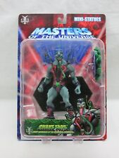 MOTU,SNAKE FACE,200x,Neca statue,MISB,Sealed,Masters of the Universe,He man