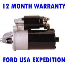 FORD USA EXPEDITION 4.6 5.4 1996 1997 1998 1999 - 2002 STARTER MOTOR