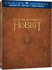 EL HOBBIT - UN VIAJE INESPERADO EDIC.EXT.NUEVA (BLU RAY 3D+BLU RAY+COPIA DIGIT.)