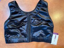 "Size 3 ENELL Sport High Impact Bra Black NWT NL100 41""-45"" Bust"