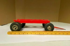 """Vintage SMITH MILLER LUMBER TRUCK  """"PUP"""" TRAILER TAG-ALONG 1950's"""