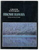 I GRANDI FOTOGRAFI HIROSHI HAMAYA. AA.VV. Fabbri.