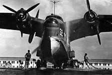 New 5x7 World War II Photo: PBM Hosed Down at NAS Banana River, Florida - 1943