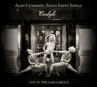 Alan Cumming - Sings Sappy Songs Live at the Cafe Carlyle [New CD] Dig