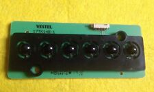 "Button Board 17TK148-1 FOR Toshiba 40D3453DB 40D1333B 40"" TV"