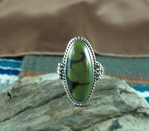 Turquoise Ring, size 9