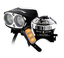 Magicshine MJ-880-RT LED bike light set (with Wireless Remote and Tail Light)
